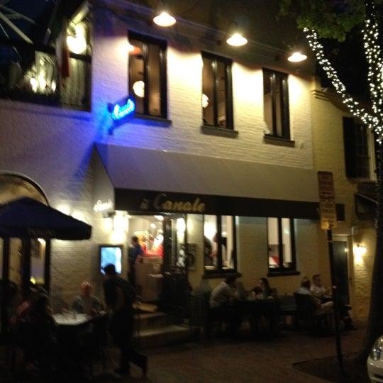 Gluten Free Italian Restaurant Washington Dc
