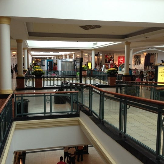 Photo taken at King of Prussia Mall by Matt L. on 8/17/2012