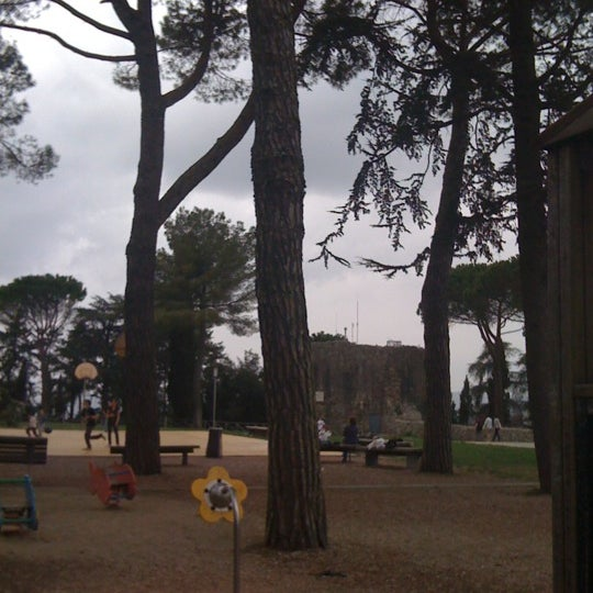 Photo taken at Chiesa di San Fortunato by Elisa P. on 4/5/2012