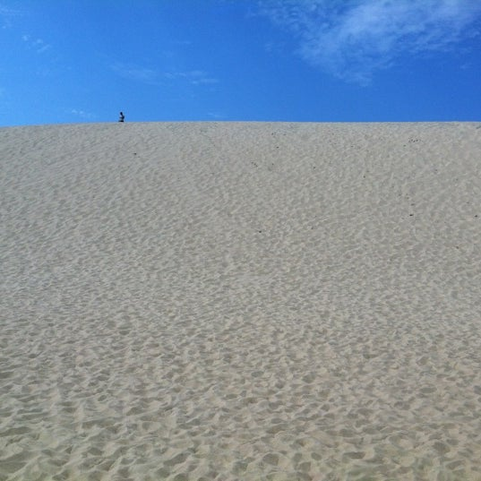 Photo taken at Jockey's Ridge State Park by Brandon B. on 9/1/2012