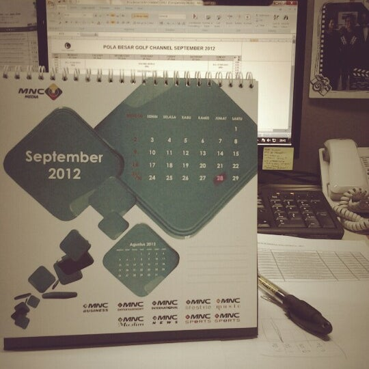 Photo taken at Studio 4 RCTI by Abdik D. on 8/2/2012