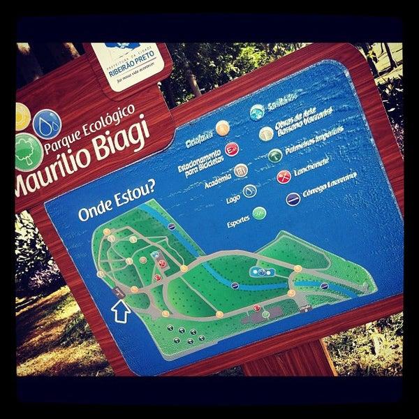 Photo taken at Parque Ecológico Maurilio Biagi by Thonny P. on 6/24/2012