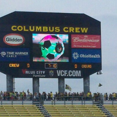 Photo taken at MAPFRE Stadium by Keith D. on 5/28/2011