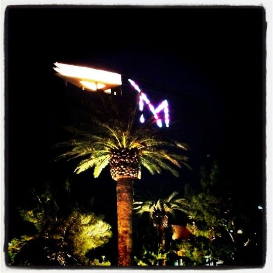 Photo taken at M Resort Spa Casino by @24K on 12/26/2010
