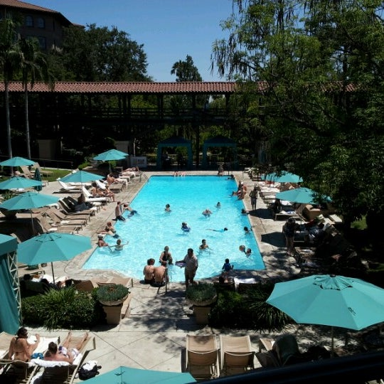 Photo taken at Langham Huntington Hotel by Stephen B. on 7/9/2012
