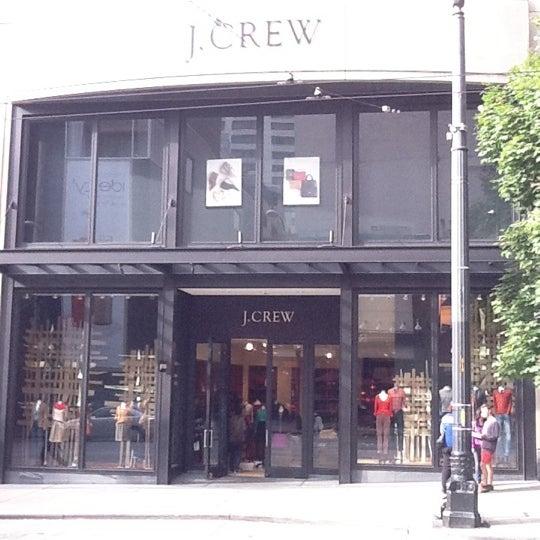 J crew clothing store locator