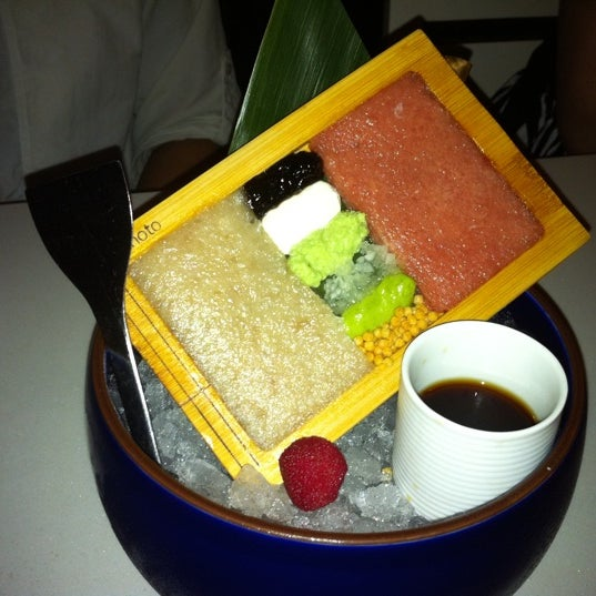 Photo taken at Morimoto Waikiki by Rob L. on 5/2/2011