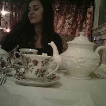 Photo taken at Le Chat Noir by julie s. on 10/16/2011