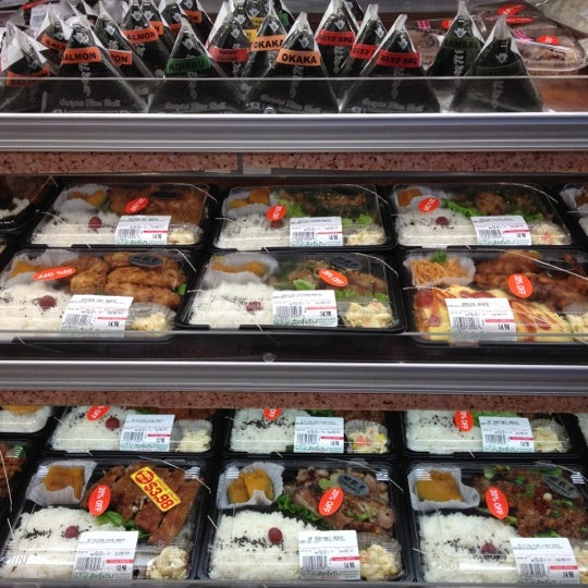 Photo taken at Marukai Market by Bill S. on 5/15/2012