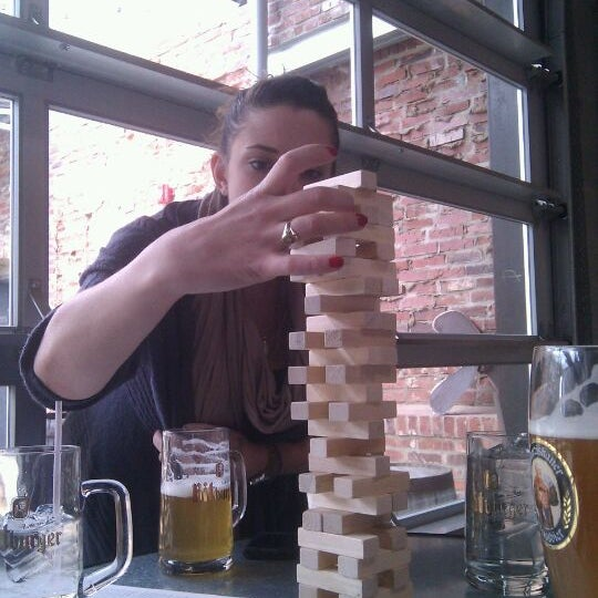 Photo taken at Frankford Hall by Geoffrey V. on 2/4/2012