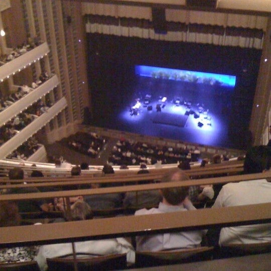 Photo taken at The Smith Center for the Performing Arts by Veronica V. on 4/26/2012