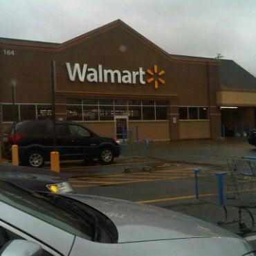 Photo taken at Walmart by Jordan M. on 3/23/2011
