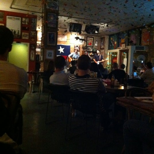 Photo taken at All Good Cafe by David S. on 4/8/2011