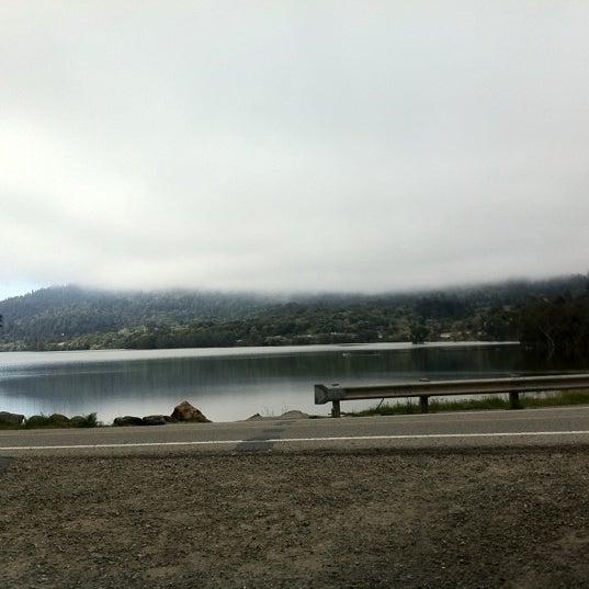 Photo taken at Santa Cruz Mountains by Alex B. on 4/17/2011