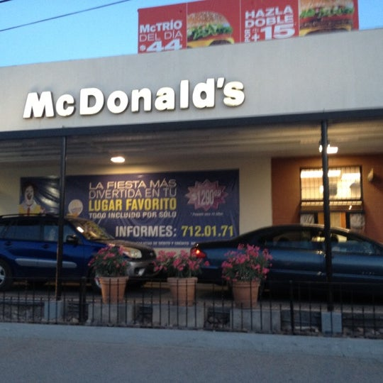 mcdonald 39 s fast food restaurant in torre n