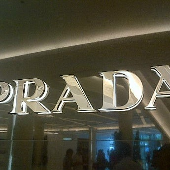 Photo taken at Prada by Dina A. on 3/26/2012
