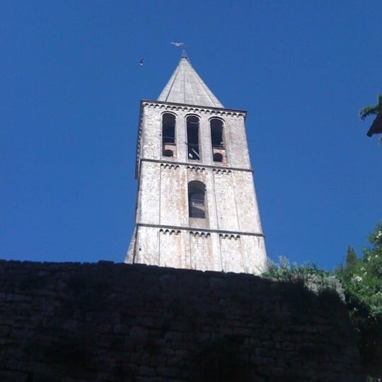 Photo taken at Chiesa di San Fortunato by Elisa P. on 5/11/2012