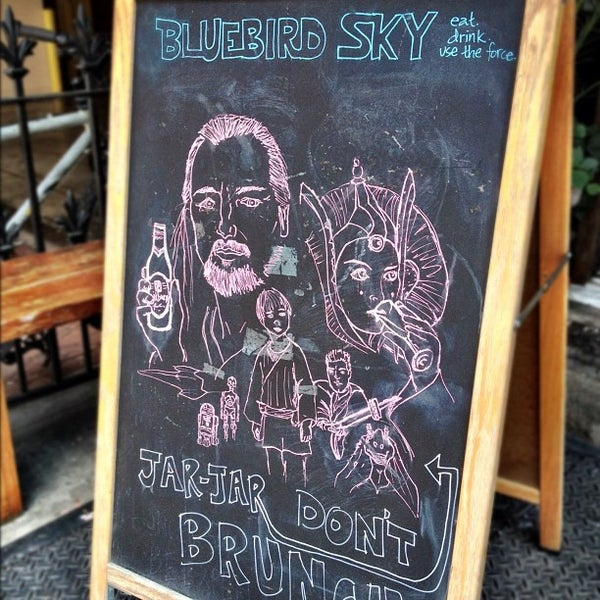 Photo taken at Bluebird Sky by Daniel W. on 8/16/2012