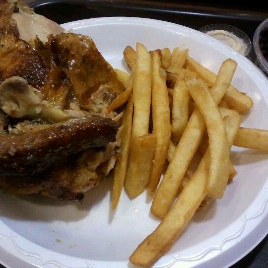 Photo taken at Crisp & Juicy Chicken by Terri W. on 3/6/2012
