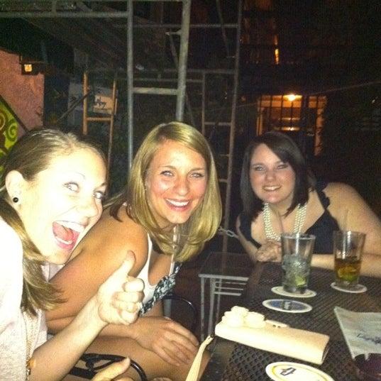 Photo taken at The Blue Monkey Lounge by Angat B. on 5/7/2011