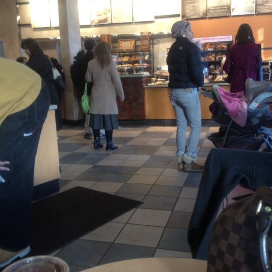 Photo taken at Panera Bread by nicky w. on 2/13/2012