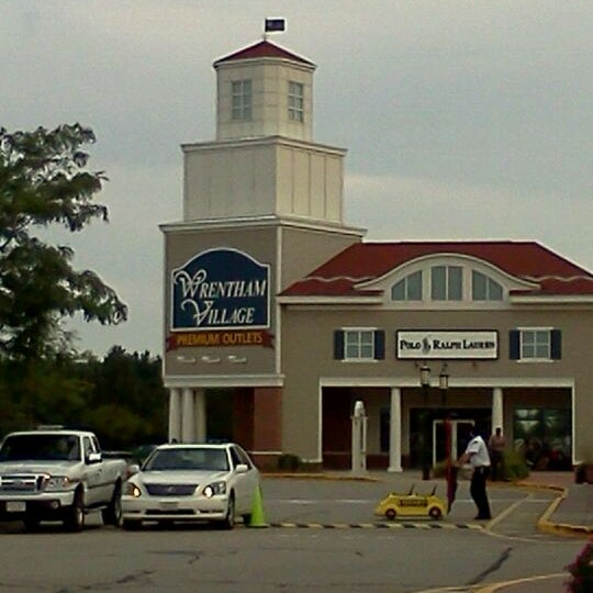 Wrentham mall coupons