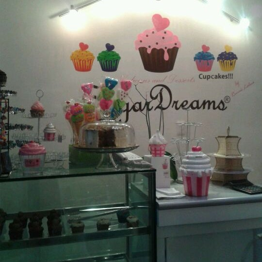Photo taken at Sugar Dreams by Rebecca H. on 4/19/2012
