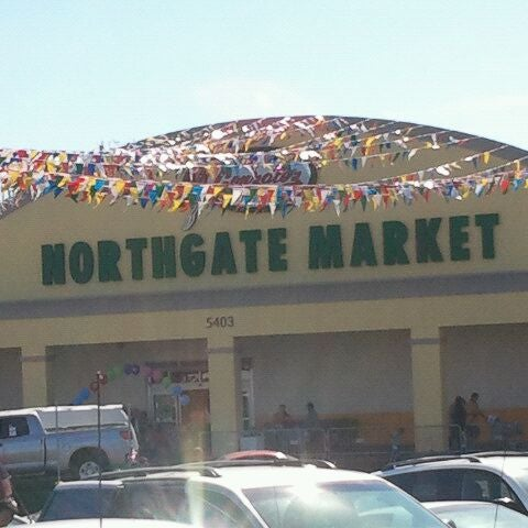 Photo taken at Northgate Gonzalez Markets by Jonathan G. on 10/30/2011