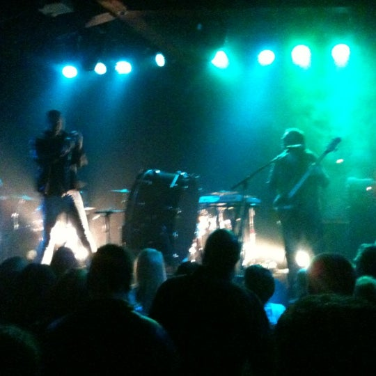 Photo taken at The Crocodile by Maya O. on 5/4/2012