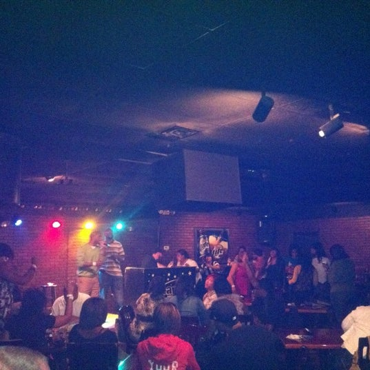 Photo taken at Starz Karaoke Lounge by Eakin R. on 10/15/2011