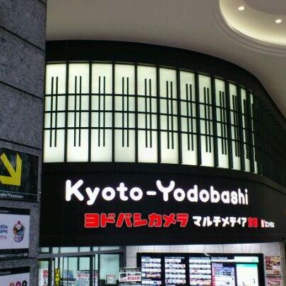 Photo taken at Kyoto-Yodobashi by Akinori Y. on 10/23/2011