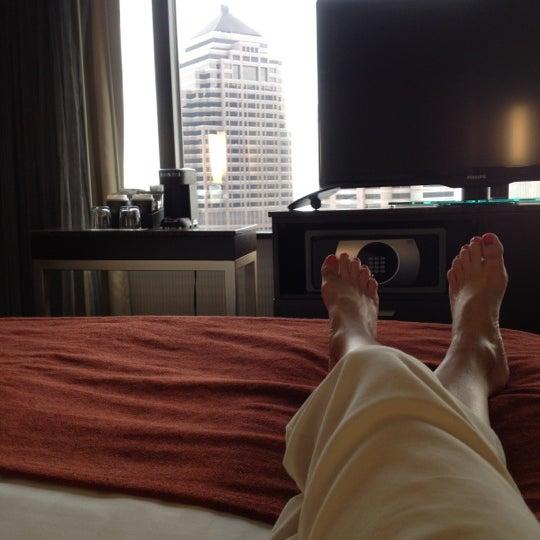 Photo taken at Hyatt Regency Columbus by Sandra J. on 5/4/2012