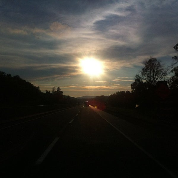 Photo taken at I-76 (PA Turnpike) by Jesus G. on 8/11/2012