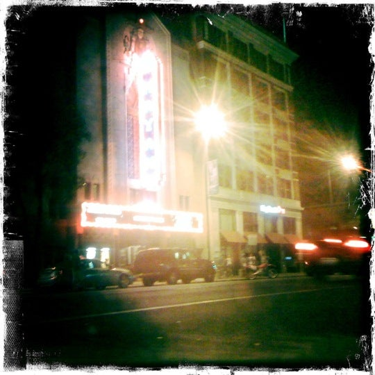 One of the few historic theatre in Denver, grab yourself a beer and enjoy!