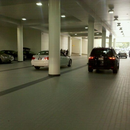 Photo taken at BMW of Beverly Hills Service Department by Dana R. on 9/3/2011