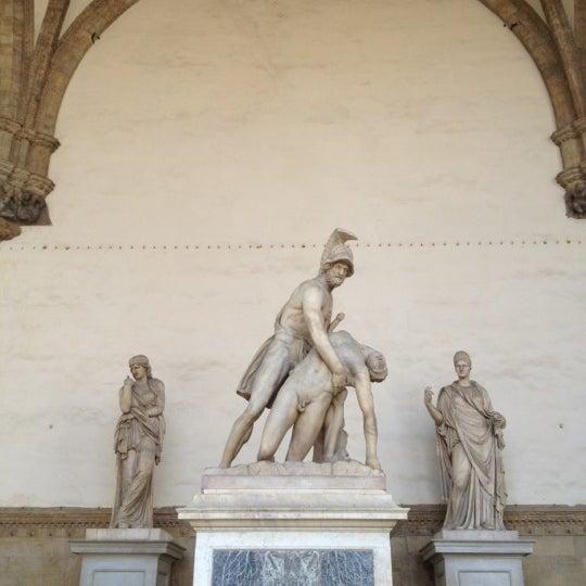 Photo taken at Galleria degli Uffizi by Mincheol K. on 9/7/2012