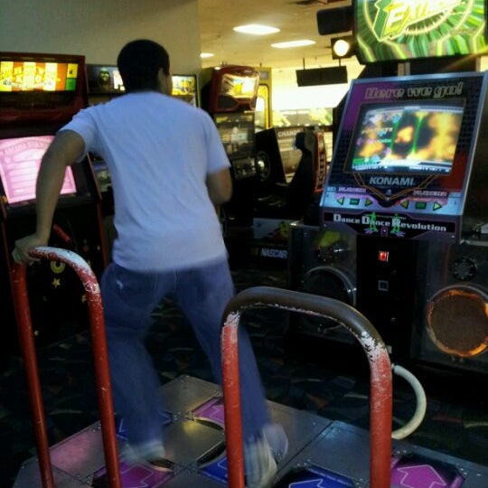 Photo taken at AMF All Star Lanes by Jasmine P. on 2/1/2012