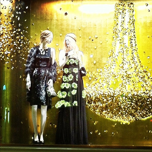 Photo taken at Christian Dior by Dan D. on 12/2/2011