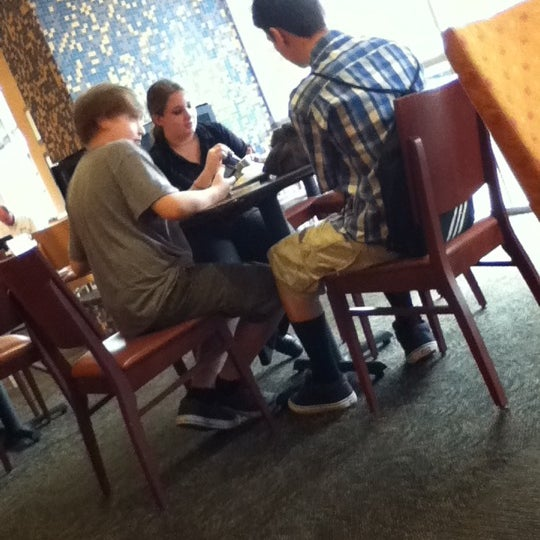 Photo taken at Panera Bread by Susan M. on 5/8/2012