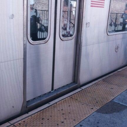 Photo taken at MTA Subway - Fordham Rd (4) by Jerk J. on 6/26/2012
