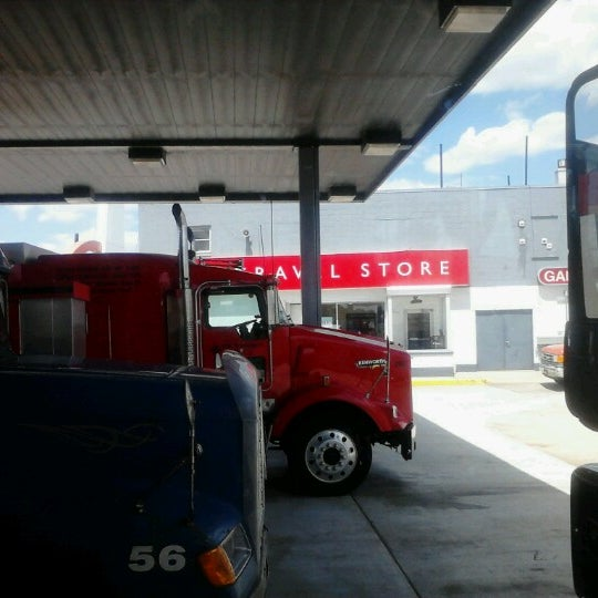 Photo taken at Pilot Travel Center by Jennifer p. on 6/26/2012