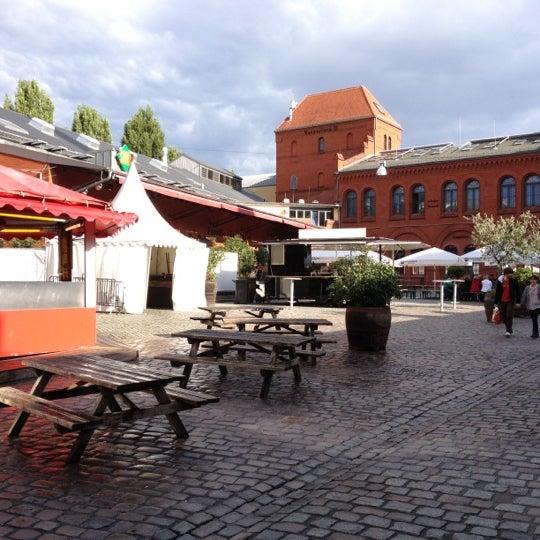 Photo taken at Kulturbrauerei by Docjur on 7/21/2012