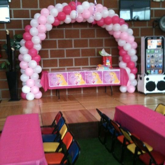 Los arcos salon de fiestas infantiles ciudad de m xico for K boom salon de fiestas