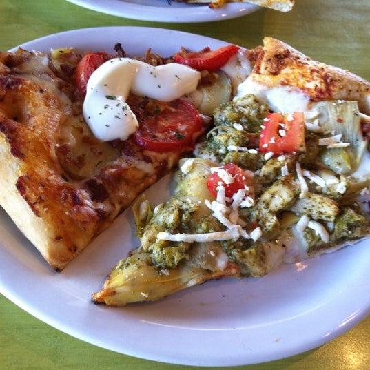Photo taken at Pizza Schmizza Pub & Grub - Salmon Creek by Ryan C. on 9/23/2011