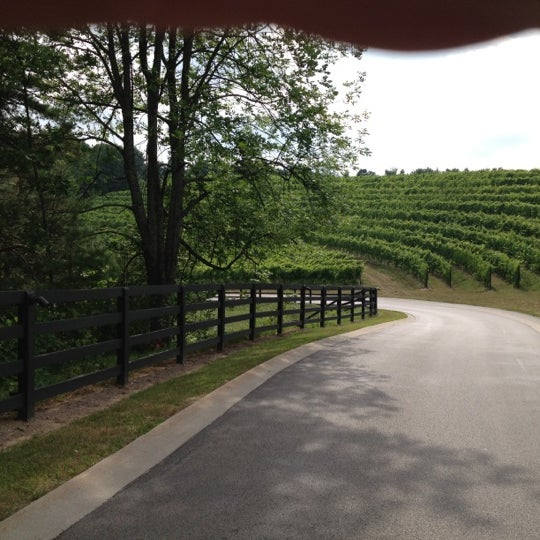 Photo taken at Black Star Farms Winery by Bob H. on 7/21/2012