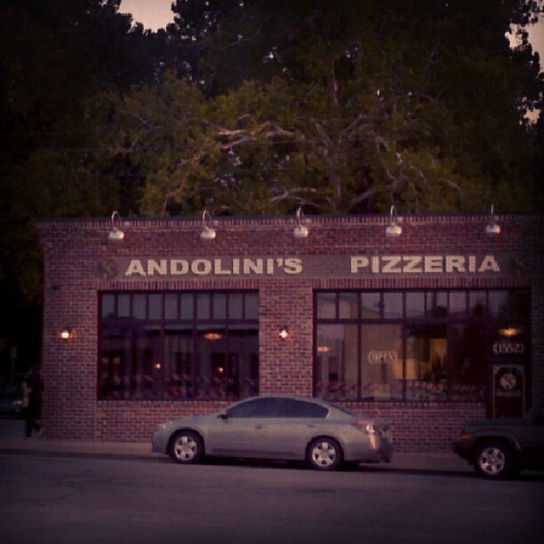 Andolini 39 s pizzeria 59 tips for Andolinis
