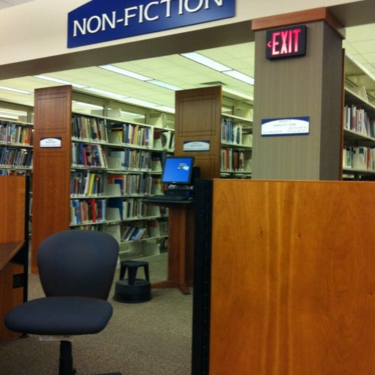 Photo taken at West Bloomfield Township Public Library by David W. on 12/19/2011