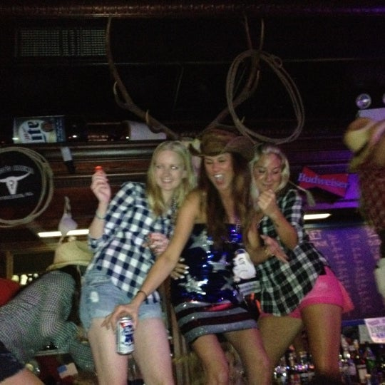 Photo taken at The Patriot Saloon by Corey E. on 3/25/2012