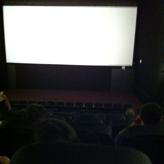 Photo taken at Cinespaço Beiramar by Marcos O. on 6/1/2012