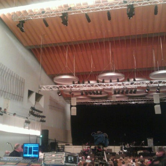 Photo taken at UdK Konzertsaal Bundesallee by kosmar k. on 4/25/2012